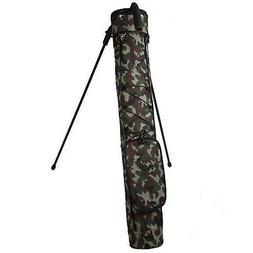 Ram Golf Pitch and Putt Lightweight Golf Carry Bag with Stan