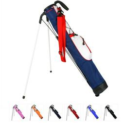 Orlimar Golf Pitch 'N Putt Lightweight Stand Carry Sunday Ra