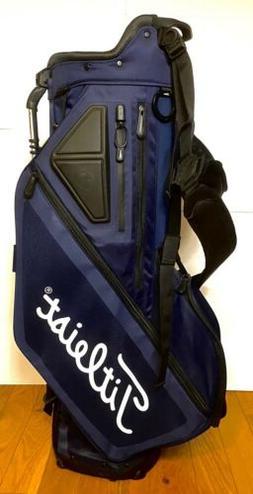 Titleist Golf Players 5 Stand Bag Blue/Black/Red TB7SX6CC-44