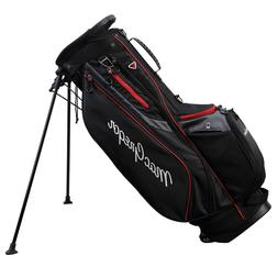 "MACGREGOR GOLF RESPONSE STAND BAG WITH 9"" 6 WAY DIVIDER TOP"