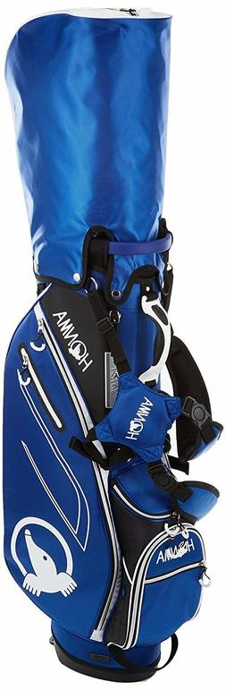 HONMA Golf Sporty Stand Men's Caddy Bag 8.5 x 47 inch 2.5kg