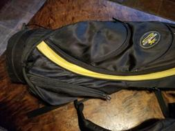 Cobra Golf Ultralight Stand Bag black yellow nice l@@k kicks