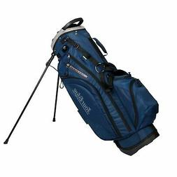 Tour Edge Hot Launch HL4 Golf Stand Bag 6 way-Navy silver