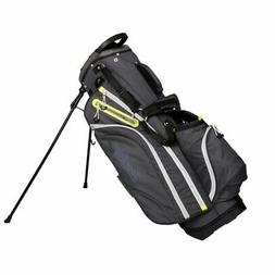 Tour Edge Hot Launch HL4 Golf Stand Carry Bag-Black Lime Sil
