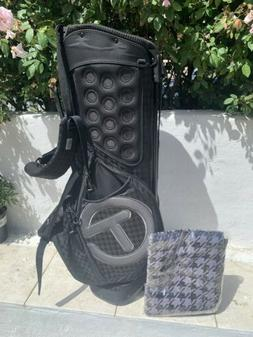 Scotty Cameron Houndstooth Stand Bag with Brand New Houndsto