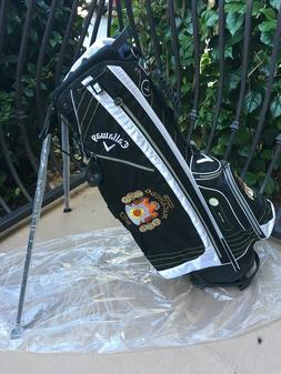 Callaway Hyper Lite Club Macanudo Carry Stand Golf Bag Dual