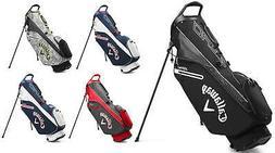 Callaway Hyper-Lite Zero Stand Bag 2020 Golf Carry Bag New -