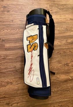 PING KARSTEN GOLF STAND Carry BAG Jeff Gordon