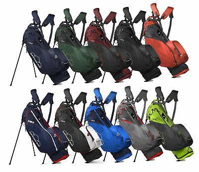 2 5 stand golf bag mens new