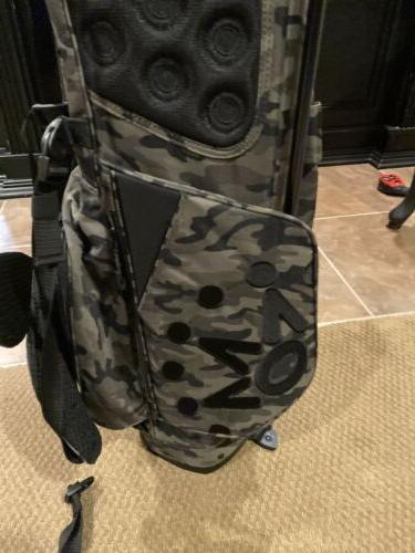 2019 Circle T Wanderer Bag Stand Green/Black