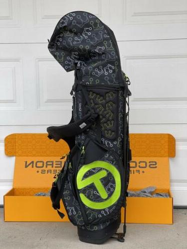Scotty Cameron Masters Pathfinder Crown T Bag!
