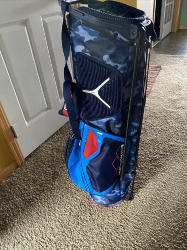 Sun Mountain Golf Bag 4 New Blue