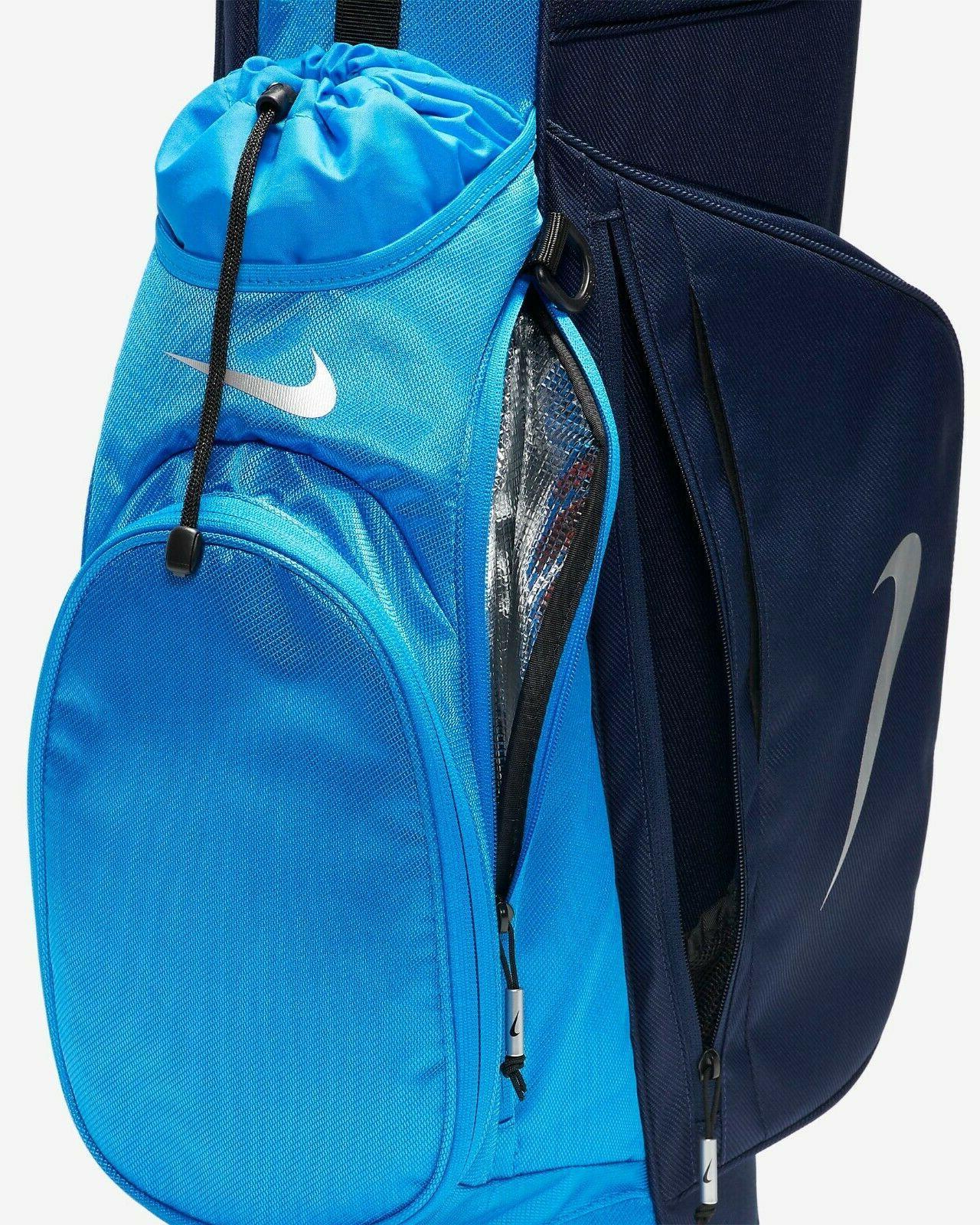 Nike Air Bag Pop-out Navy Chrome