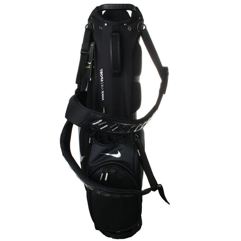 Nike Sports Caddie Bag Club Bag Black OSFM CV1303-072