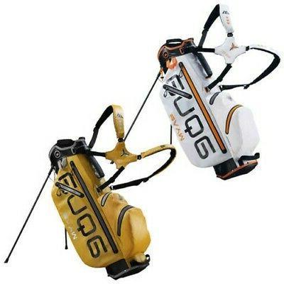 aqua wave waterproof stand bag golf dual