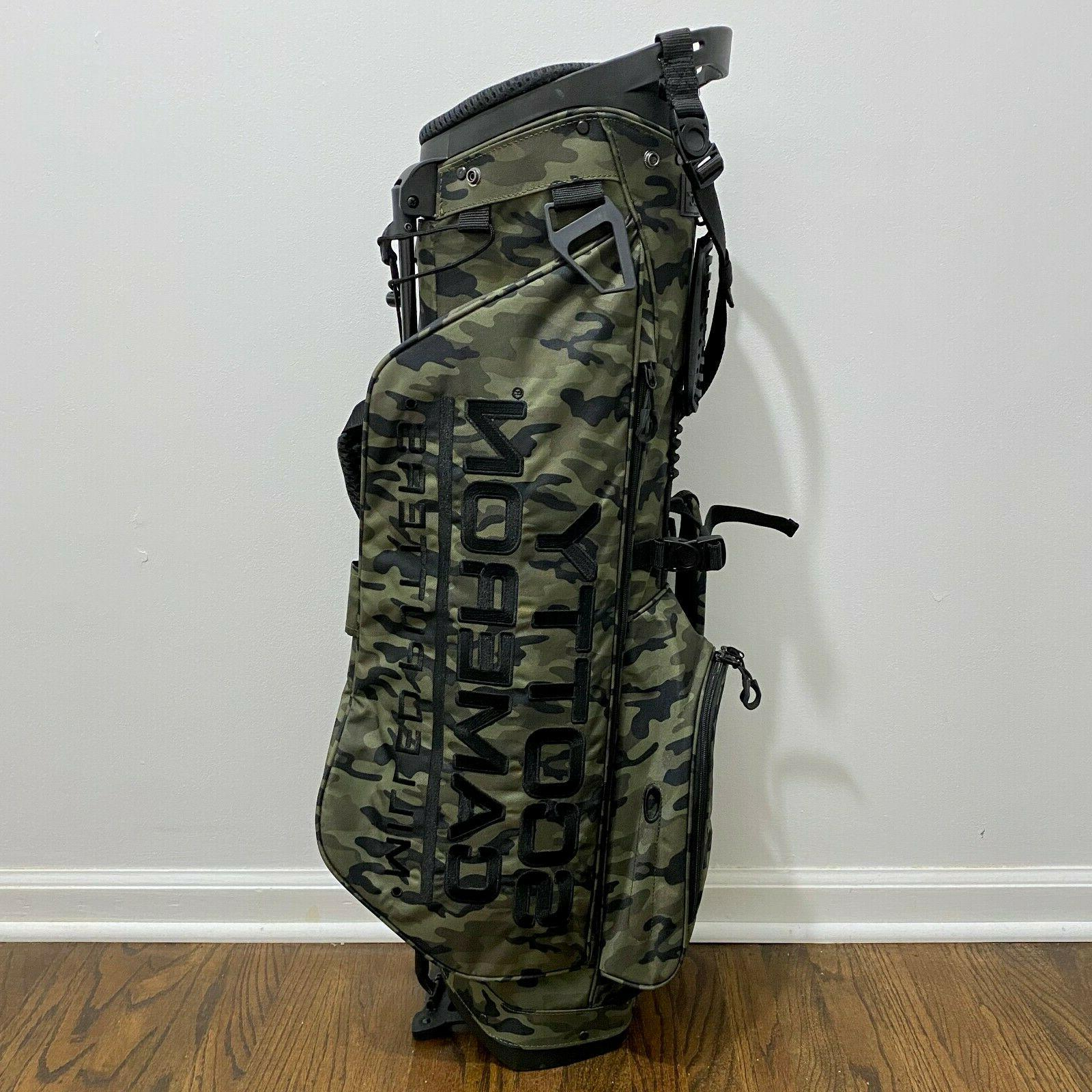 carry bag w matching headcover set putter