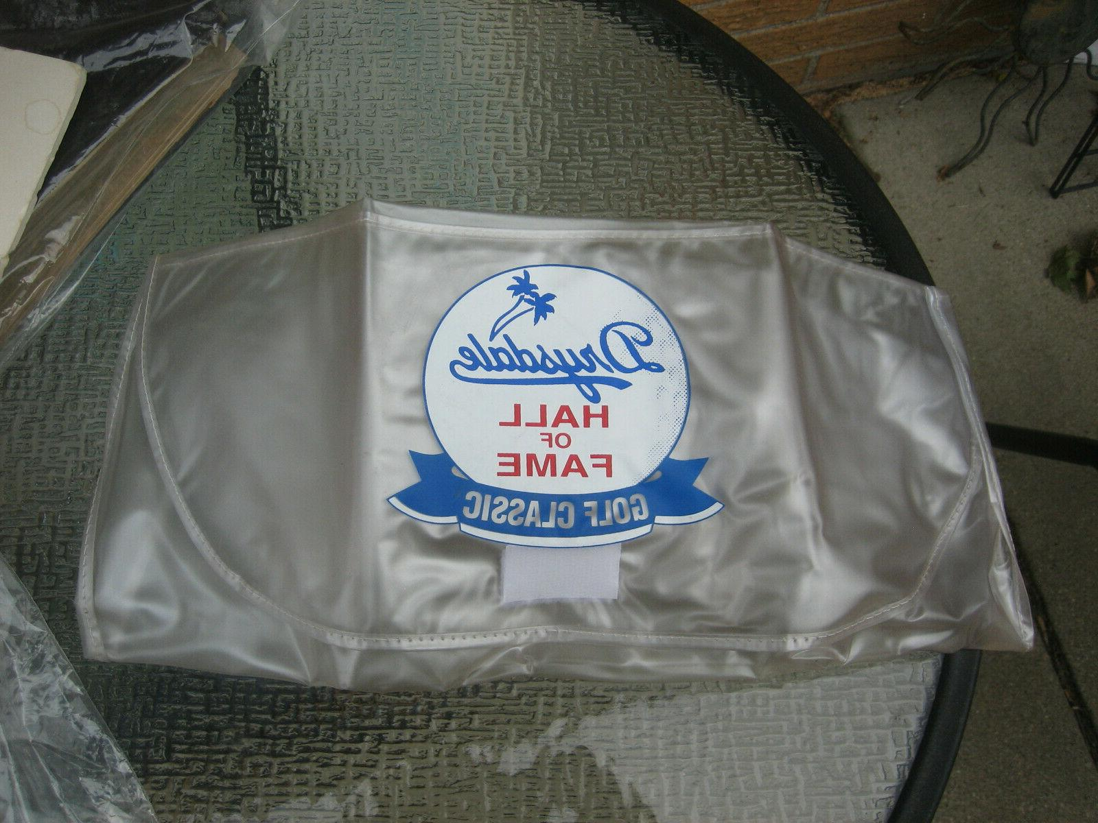 DON HALL FAME Waterproof Golf Bag club Cover