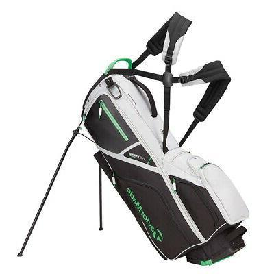 TaylorMade Flextech Crossover Stand Golf Bag - New 2021 - Gr