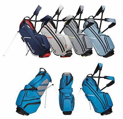 flextech crossover stand golf bag mens new