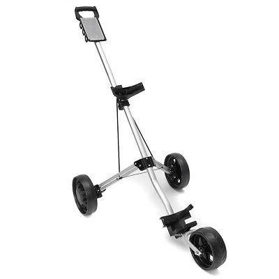Foldable Wheel Golf Push Bag Golf Buggies US