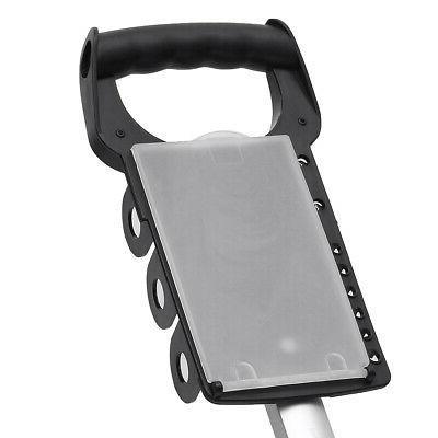 Foldable 3 Push Trolley Bag Stand Sorecard Buggies US