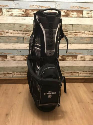 golf 2018 hyper lite 5 stand bag