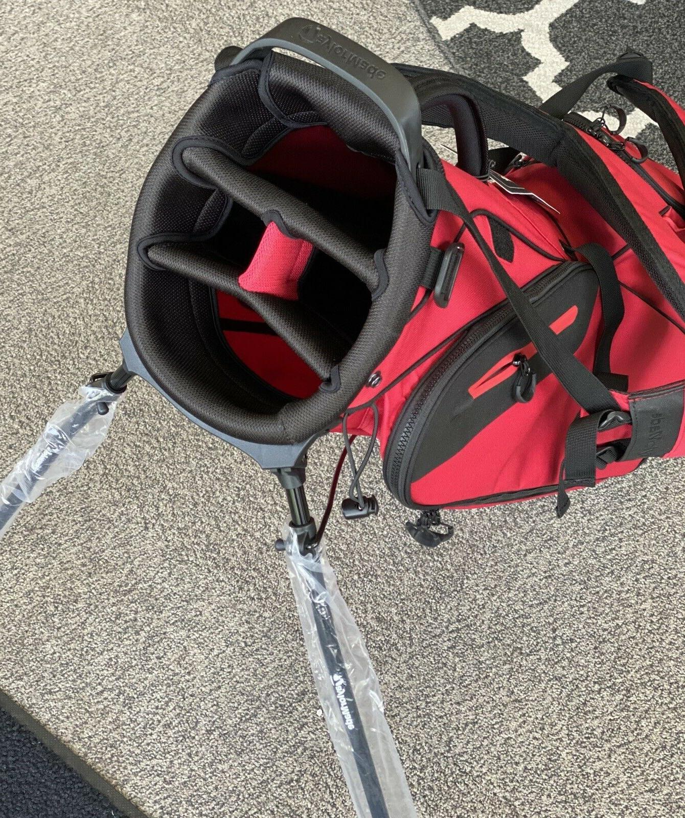 TaylorMade Golf Custom Lite Golf Red/Black Hood