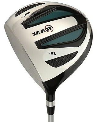 Ram Golf Petite Set with Stand ALL Graphite