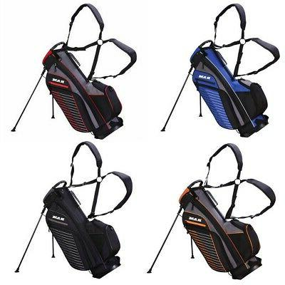 golf lightweight dual strap stand carry bag