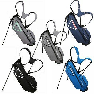 golf mactec stand bag slim lightweight 7