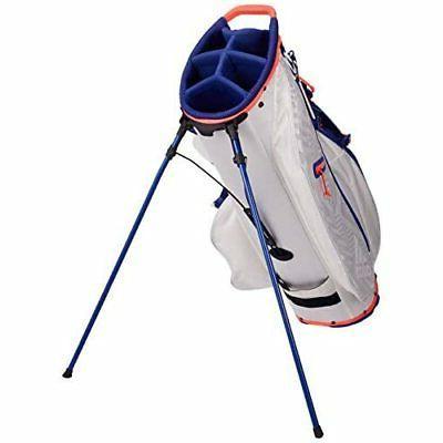 adidas Golf Men's Stand 10.5 x 47 inch White