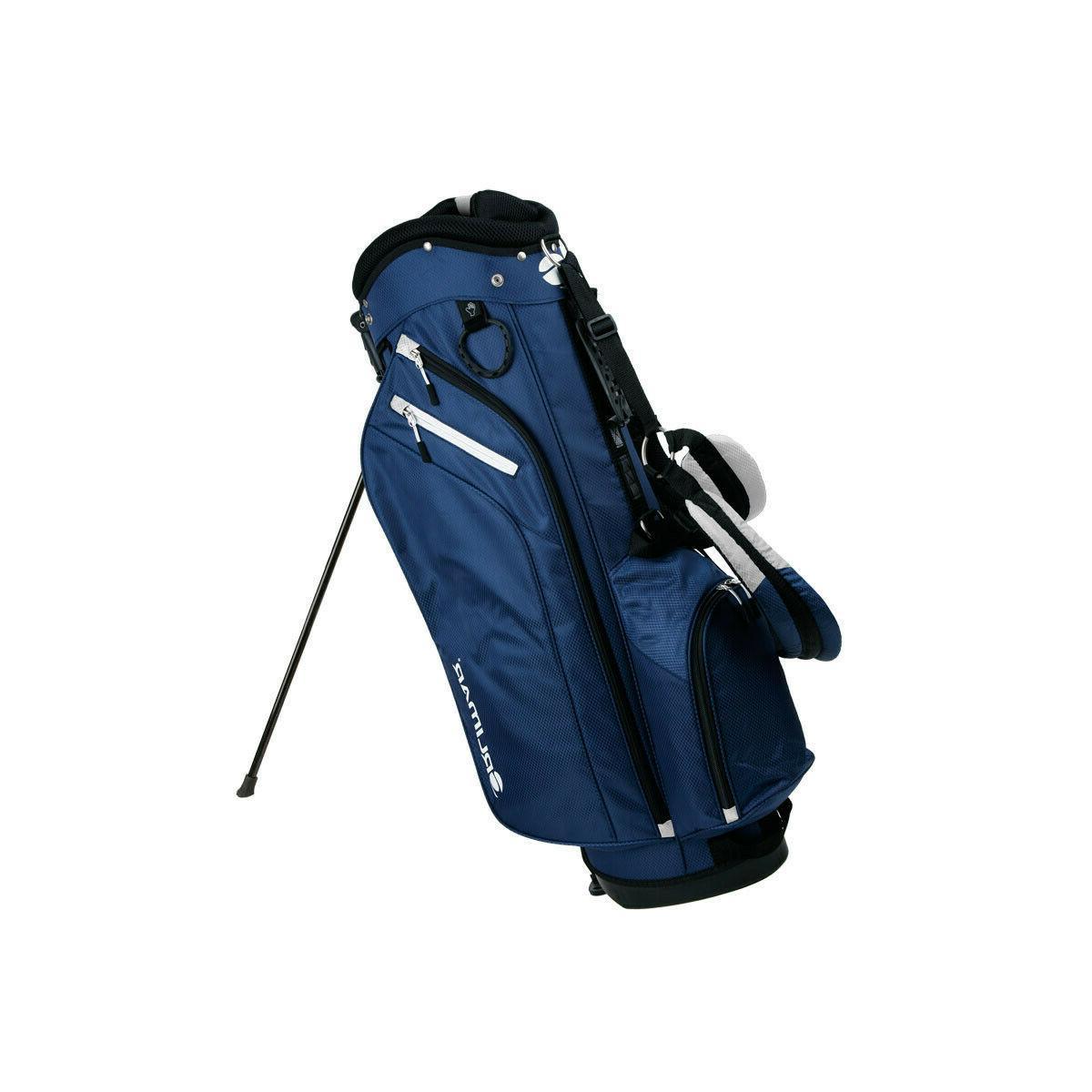 Orlimar SRX 7.4 Golf Stand Bag -  Navy Blue - New!