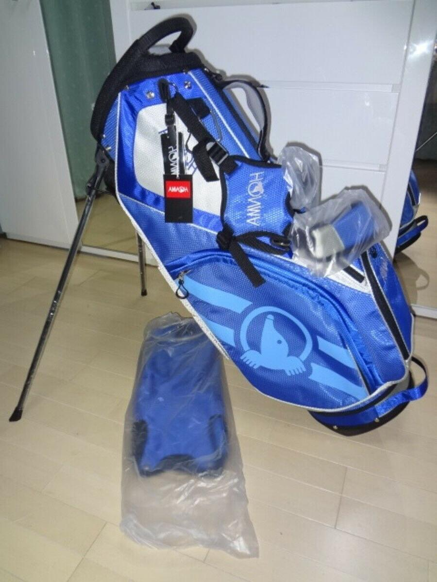HONMA Golf bag 4-point type 2020 Athlete model Navy Blue