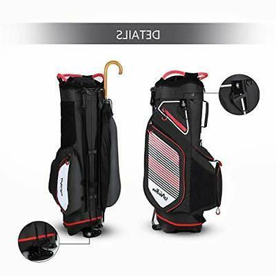 Golf Stand Bag Men with Bag Portable