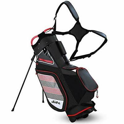 Golf Stand Bag Men Way with Cooler Portable Gol