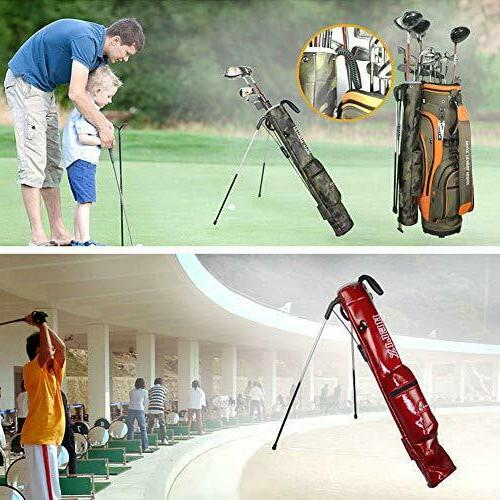 Helix Golf Lightweight Easy Carry Travel