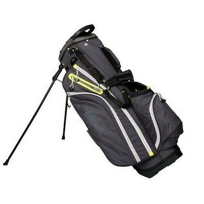 hot launch hl4 golf stand carry bag