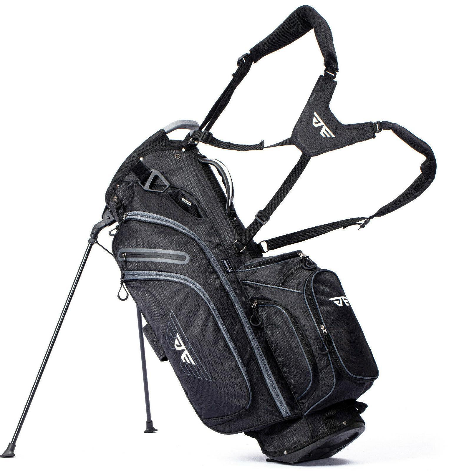 EG Stand Bag 14 Way Full Length