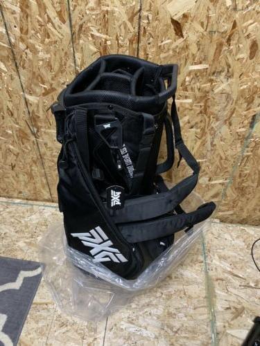 lightweight carry stand bag 2020 model black