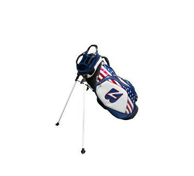 limited edition usa stand golf bag new