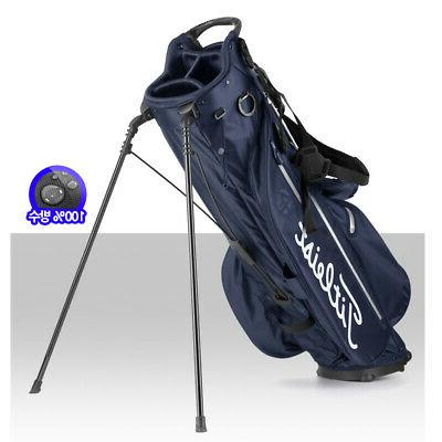Titleist Men's Stand Bag TB8SX2-4 PLAYERS 4up StaDry 8.5In 4Way EMS /Navy