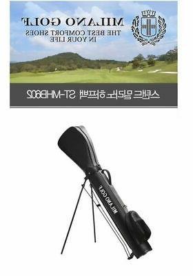 milano st mhb602 stand half golf bag