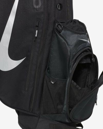 NEW 2020 SPORT Golf Stand Bag - BLACK SILVER LOGO