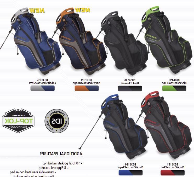new chiller hybrid stand bag choose color