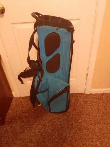 New Stand Golf Bag -Teal