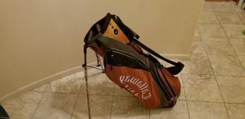 New Callaway lite Stand Bag