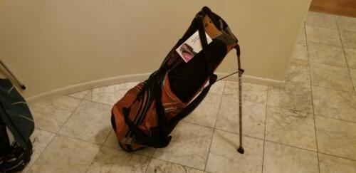new other xtt xtra lite stand bag