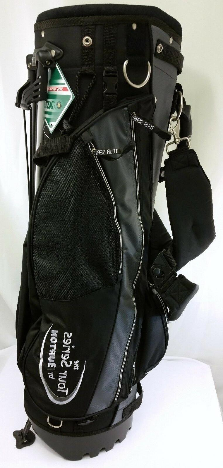 new tour series by stand golf bag