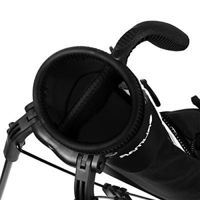 Orlimar and Lightweight Stand/Carry Golf Bag Black