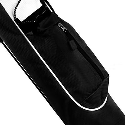 Orlimar Pitch and Lightweight Stand/Carry Black
